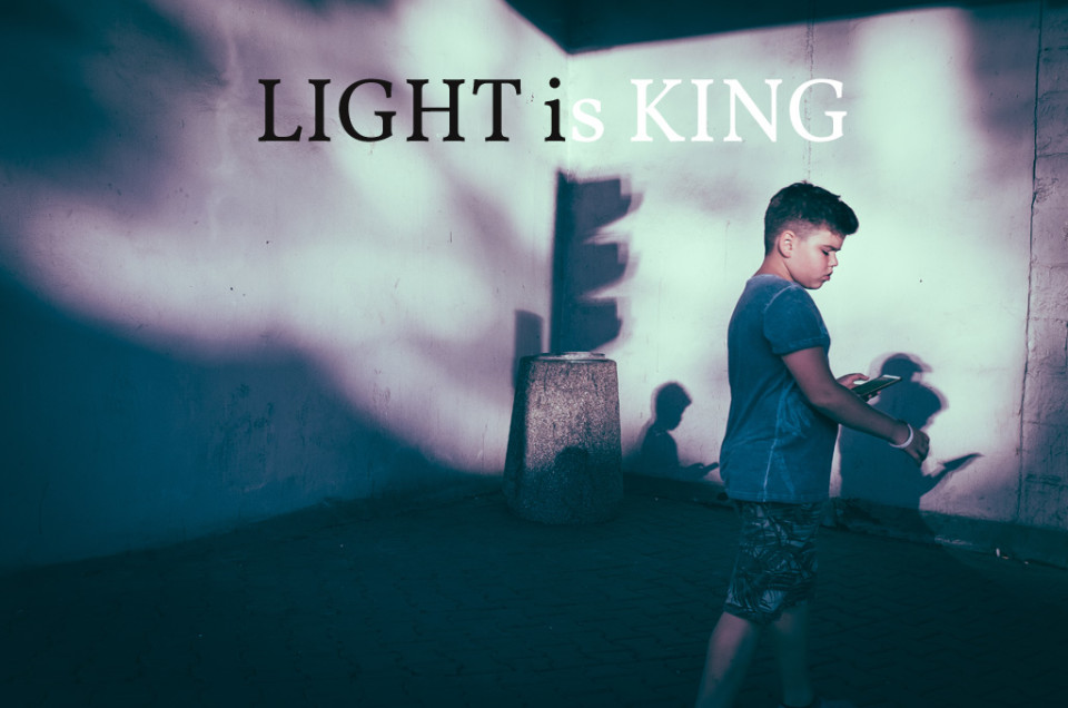 Light is KING! 10 Tips on Handling Light in Street and Urban Photography